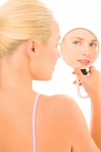cosmetic treatment for smooth, hair-free skin